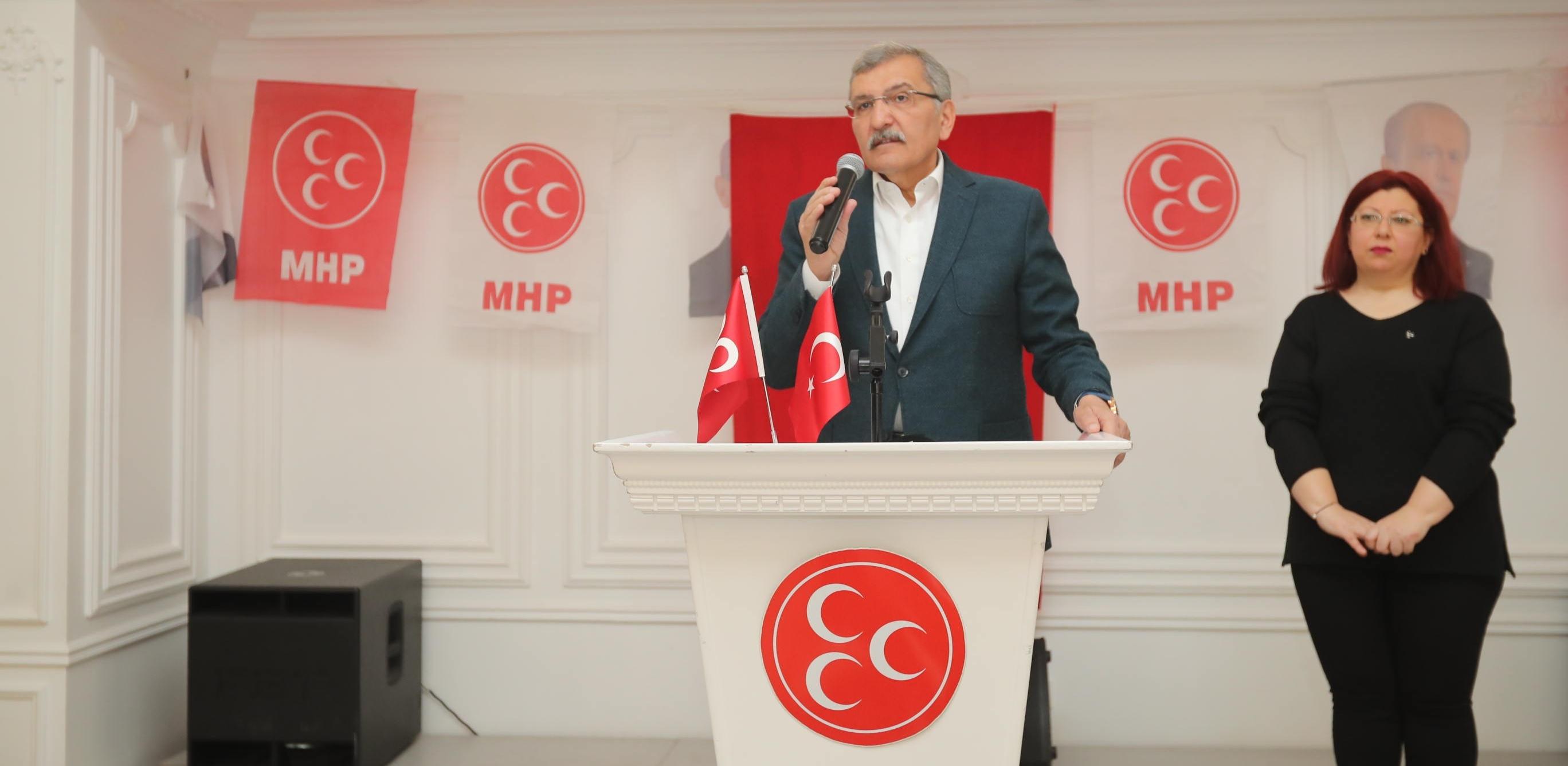 Murat Aydın: AKDEM Projesini Hayata Geçirmek İstiyoruz