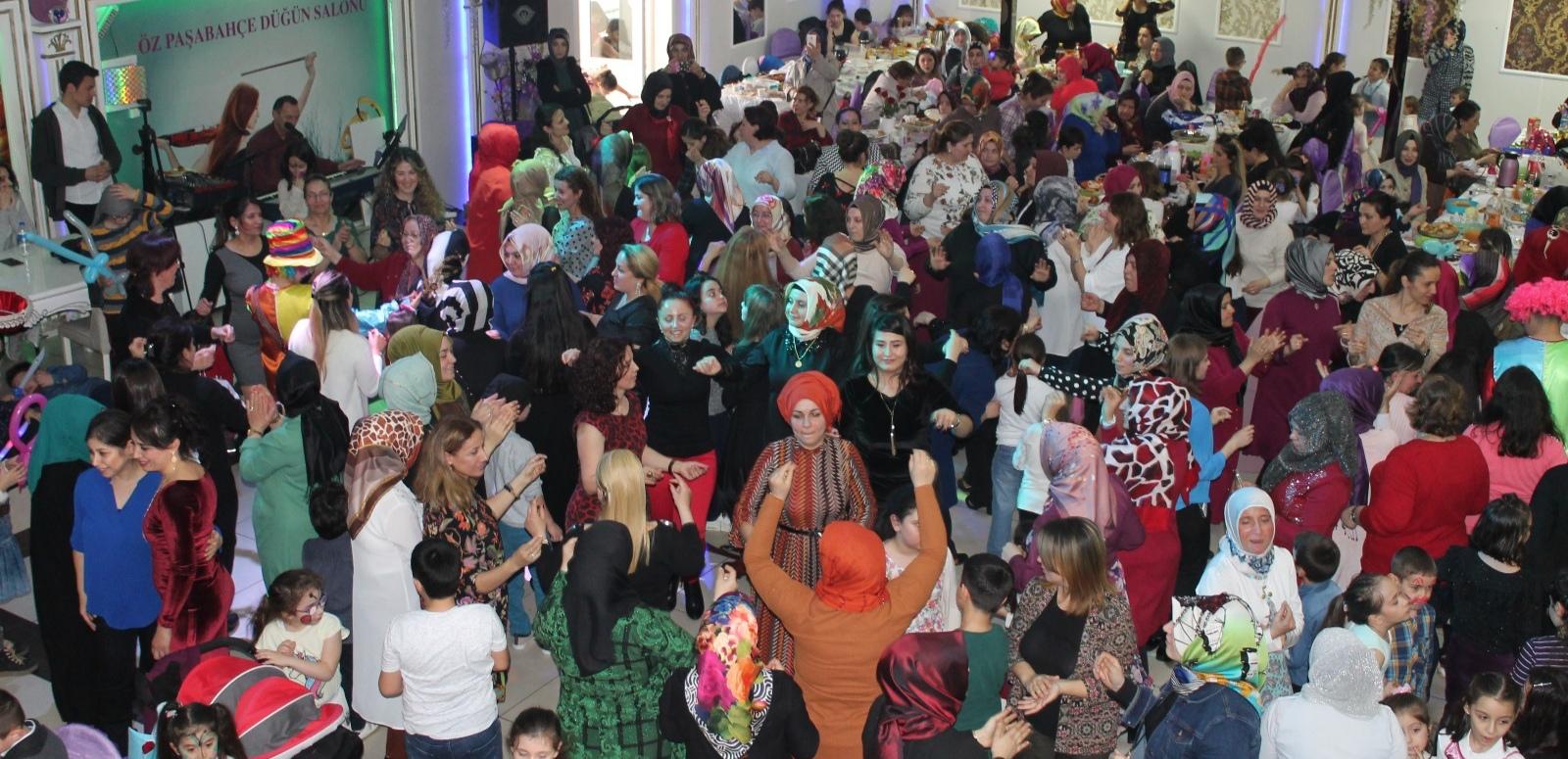 Tokatköy Şehit Adil Doğan Okulu Kadınlar Matinesi Düzenledi