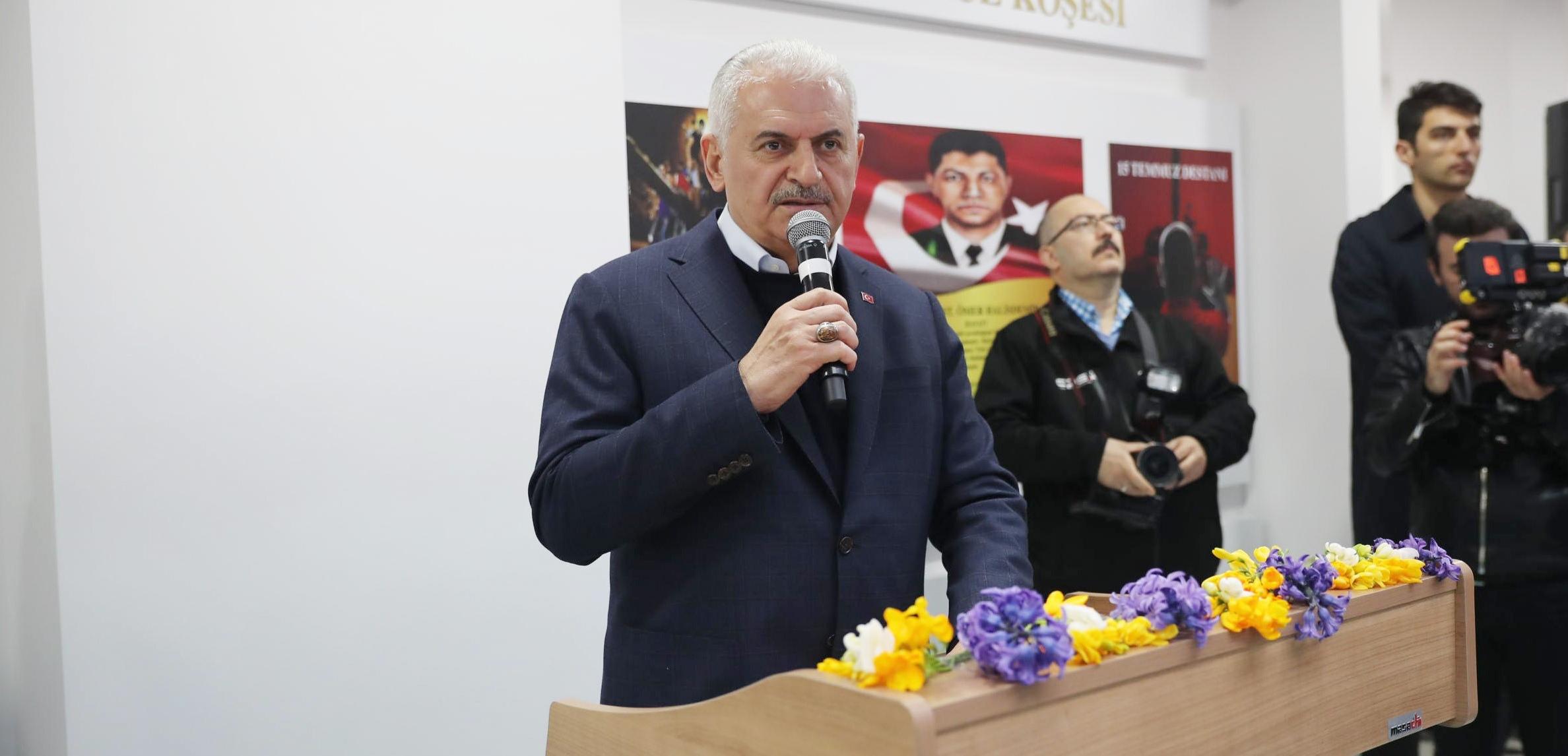 Binali Yıldırım: 'İstanbul'u Çıkarttığımız Zaman Türkiye Yüzde 35 Fakirler'