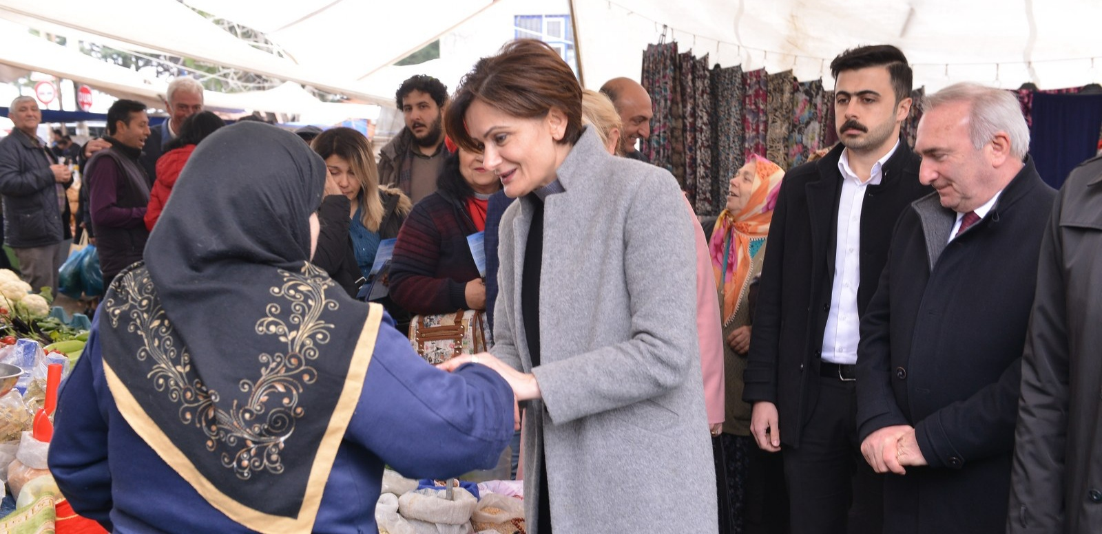 CHP İl Başkanına Yenimahalle'den Yoğun İlgi