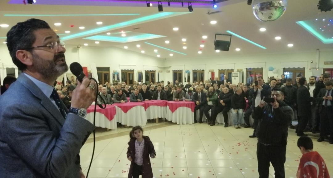 Muharrem Kaşıtoğlu Seçime Ortak Olduğunu İspatladı
