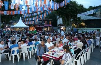 Ramazan, Beykoz Sokaklarında Yaşanacak