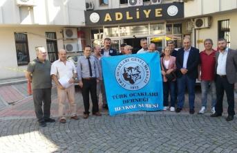 Türk Ocakları'ndan Nagehan Alçı Hakkında Suç Duyurusu