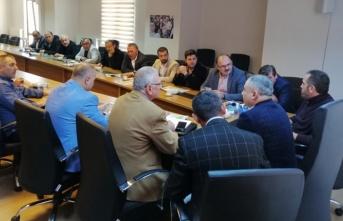 Beykoz'un Muhtarları, AK Parti İlçe Başkanı Dilmaç'a Sorunlarını Anlattı