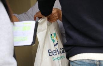 Beykoz Belediyesi'nden İhtiyaç Sahiplerine Et Sevinci