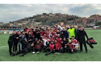 Kanlıcaspor Kulübü Süper Amatör Lig'de