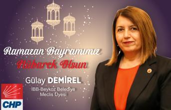 Gülay Demirel'den Bayram Mesajı