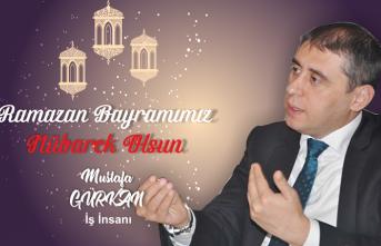 Mustafa Gürkan'dan Bayram Mesajı