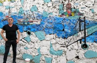 Beykoz Sokakları'nda Sanat Rüzgârı