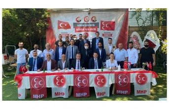 Oğuzhan Karaman MHP'de güven tazeledi