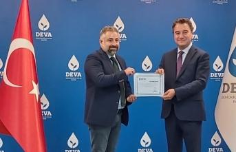 Yılmaz Özdemir Beykoz'a DEVA olacak