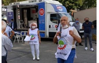 Emekli öğretmen Yavuz Kaya'dan çağrı var!