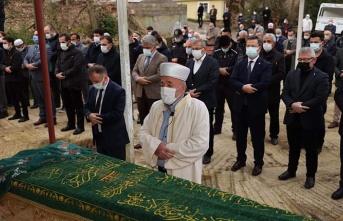 Hanefi Dilmaç, Murat Aydın'ı acılı gününde yalnız bırakmadı