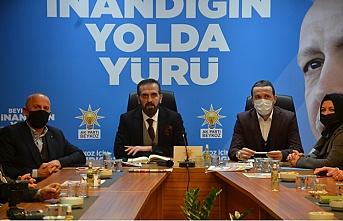 """Hanefi Dilmaç : """" Beykoz'dan Milletvekili çıkartamadık"""""""