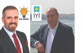 Hanefi Dilmaç ve Akif Taşdemir birbirine girdi!