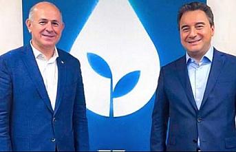 Erhan Erol Deva Partisi İstanbul İl Başkanı Oldu