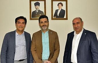 Muharrem Kaşıtoğlu İYİ Parti'ye Geçti