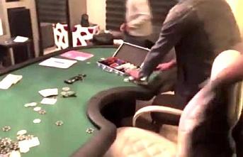 Beykoz'da evde kumar oynayan 24 kişiye baskın