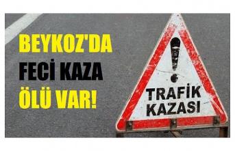 Beykoz'da zincirleme kaza, 3 ölü!