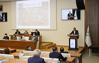 Belediye Meclisi 2022 Yılı Bütçesi'ni Onayladı