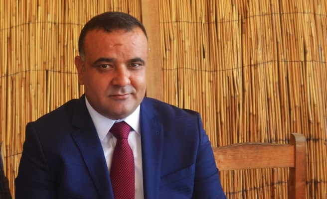 CHP İlçe Başkanı Mahir Taştan 'Beykoz'a Söz Veripte Tutmayan Kahrolsun!'