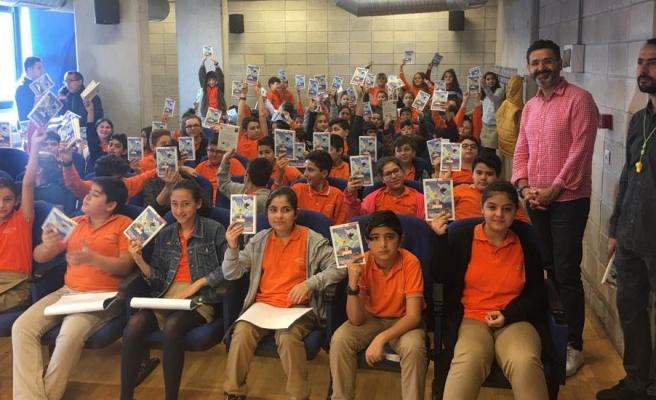 Kaşıtoğlu; Kitap Okumanın Önemini Anlatmaya Devam Ediyor