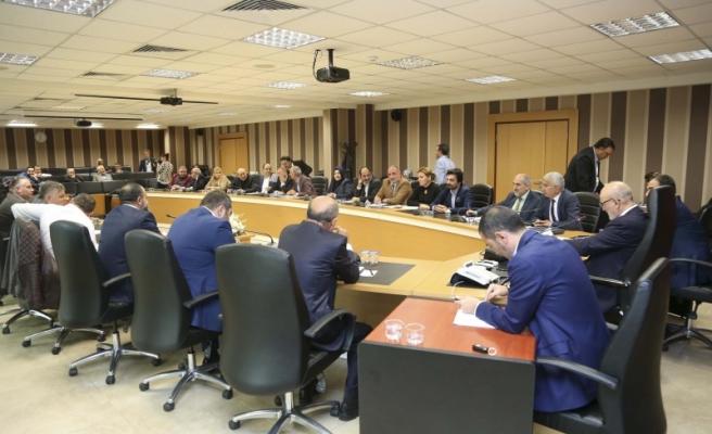 Beykoz Belediyesi Meclisi Kasım Ayı Çalışmalarına Başladı