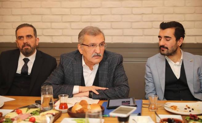 AK Parti Adayı Murat Aydın: 'Seçimi Kazanacağımın Garantisi Yok'