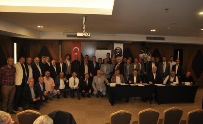 Beykoz Spor'da Olağanüstü Kardeşlik Kongresi