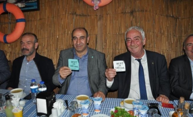 """Millet İttifakı İlçe Başkanları: """"AKP Ciddi Bir Hezimete Uğrayacak"""""""