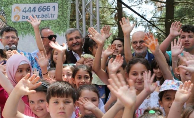 Türkiye'nin En Güzel Mesire Alanı Beykoz'da Açıldı