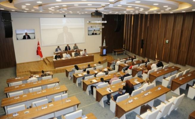Belediye Meclisi Temmuz Ayı Çalışmalarına Başladı