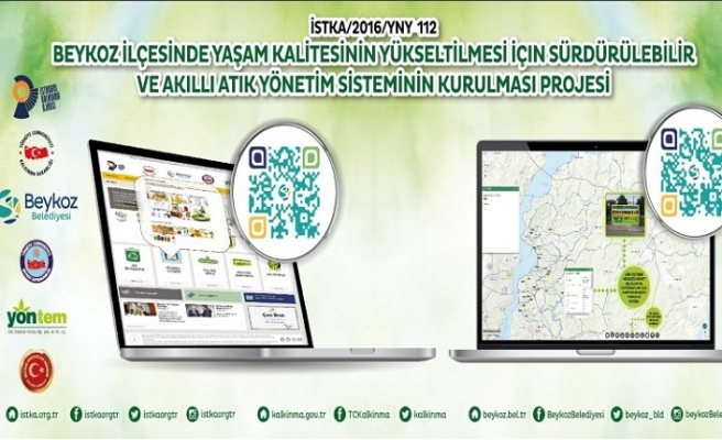 Beykoz Belediyesine Uluslararası Çevre Ödülü