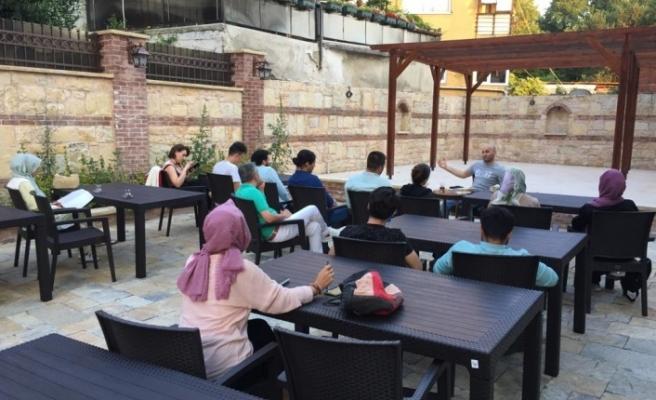 Beykoz'daki Şiir Müzesi Edebiyat Çınarlarını Yaşatıyor