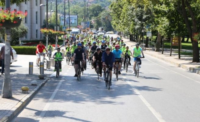 Beykozluların Bisiklet Aşkı Büyüyor