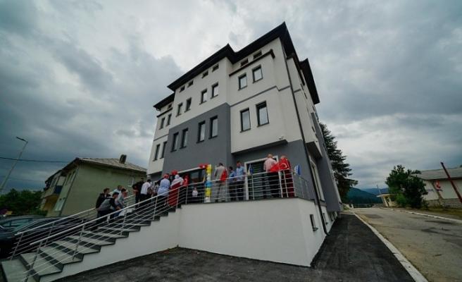 Kardeş Bosna Hersek'te Glamoc Eğitim ve Kültür Merkezi Açıldı