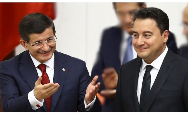Ahmet Davutoğlu ve Ali Babacan'nın Beykoz İlçe Başkanları Belirlendi