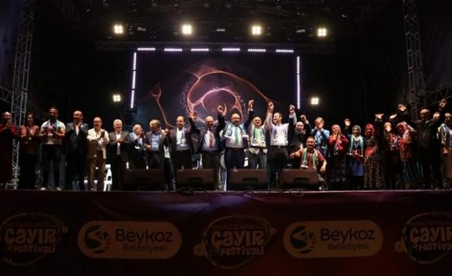 Çayır Festivali'ne Rizeliler Damga Vurdu