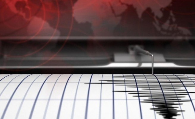 Deprem Beykoz'da Hissedildi