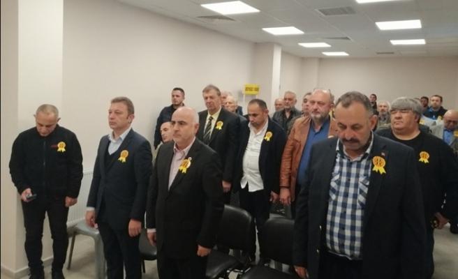Beykoz'un Olağanüstü Kongresi 5 Dakikada Bitti