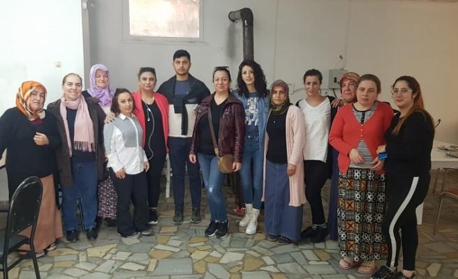 CHP Beykoz Kadın Kolları, Çalışan Kadınları Unutmadı