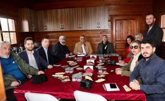 Murat Aydın Beykoz'u Turizme Kazandırıyor