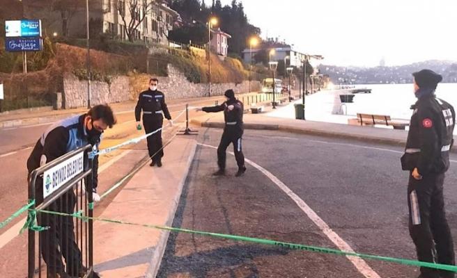 Beykoz Belediyesi Covid-19'a karşı önlemlerine devam ediyor