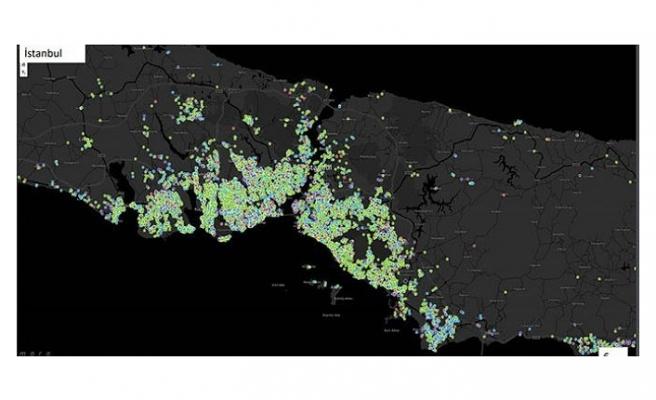 Beykoz'un koronavirüs haritası Beykozluları korkuttu