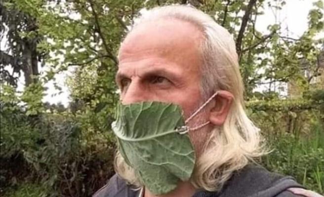Beykozlu Hızır'dan Karadeniz usulü maske