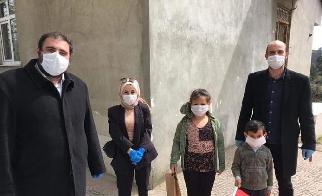 """Ozan Yılmaz: """"CHP Beykoz Gençlik Örgütü alanlarda"""""""