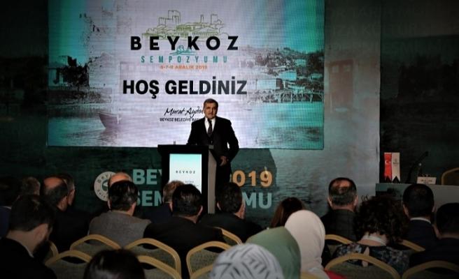 Beykoz Sempozyumu hakkında basın açıklaması