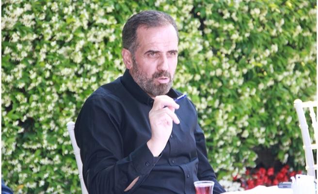 """Hanefi Dilmaç: """"Murat Aydınla geçinemeyen gereğini yapsın"""""""