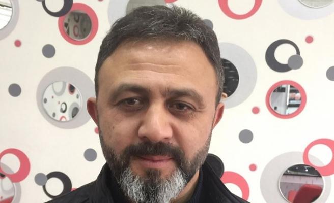 Coşkun Türk'ten Kurban Bayramı Mesajı