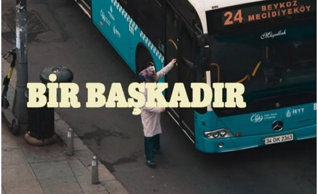 Beykoz-Mecidiyeköy otobüsü gündem oldu